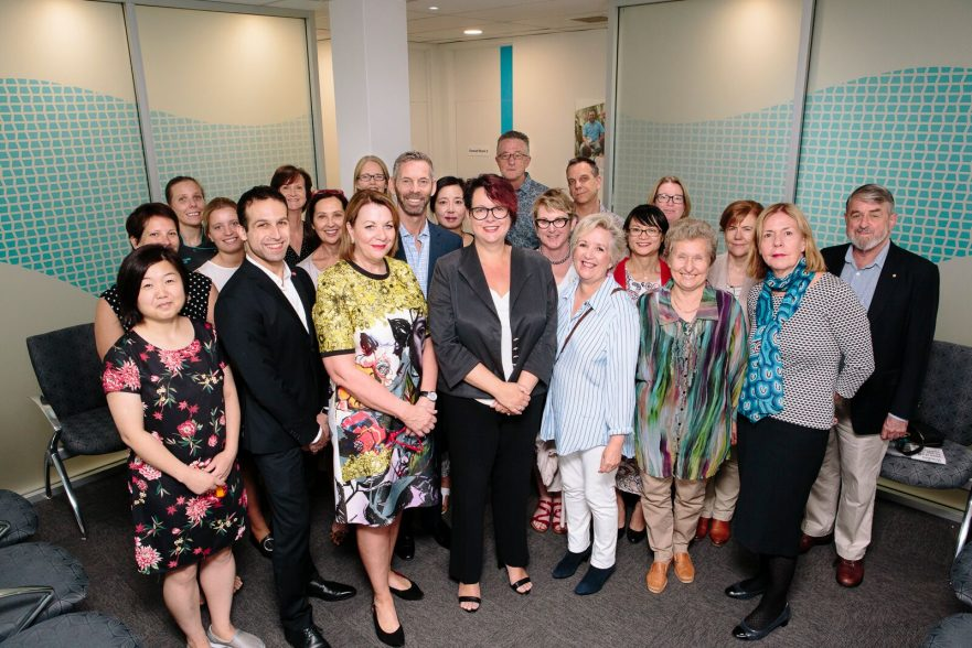 Marie Stopes Westmead opening